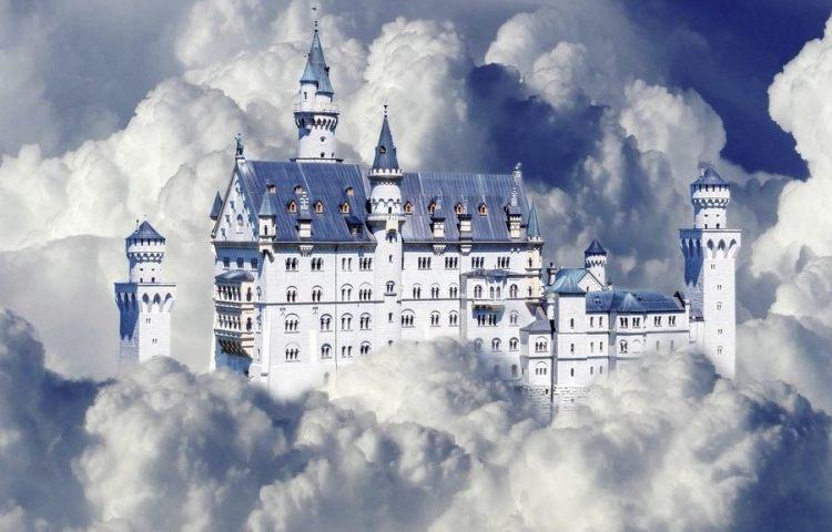 Fata morgana - Een luchtspiegeling (CC0 - Pixabay - SarahRichterArt)