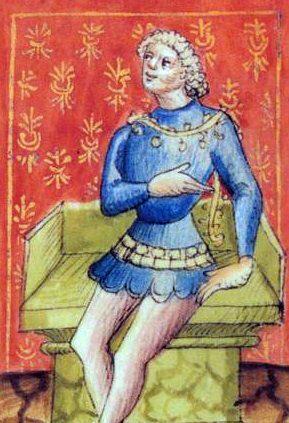 Arnulf als keizer van het Heilige Roomse Rijk (Publiek Domein - wiki)