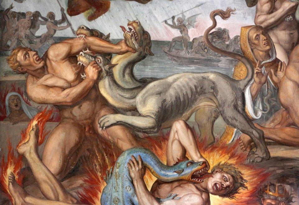 De Inferno (Hel) van Dante Alighieri