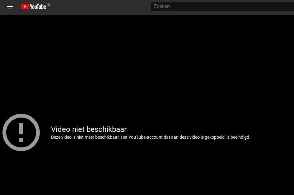 YouTube verwijdert archiefmateriaal Alkmaar wegens 'haatzaaien'