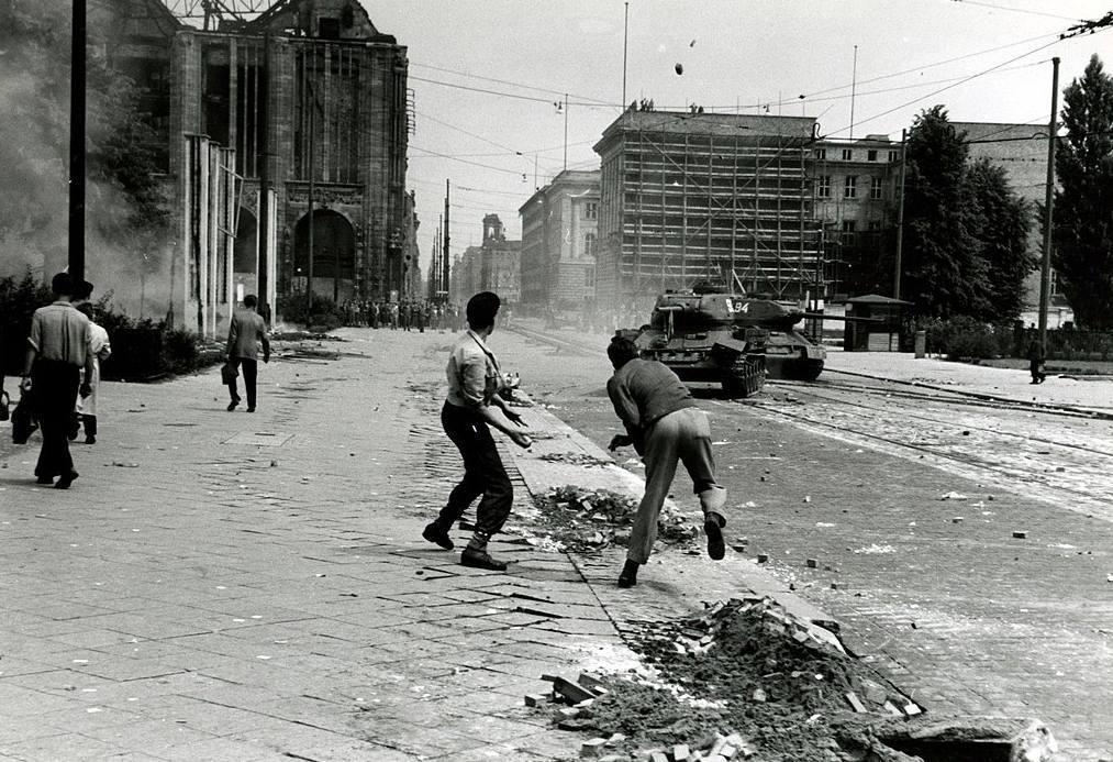 De CPN en de arbeidersopstand in Oost-Berlijn (half juni 1953)
