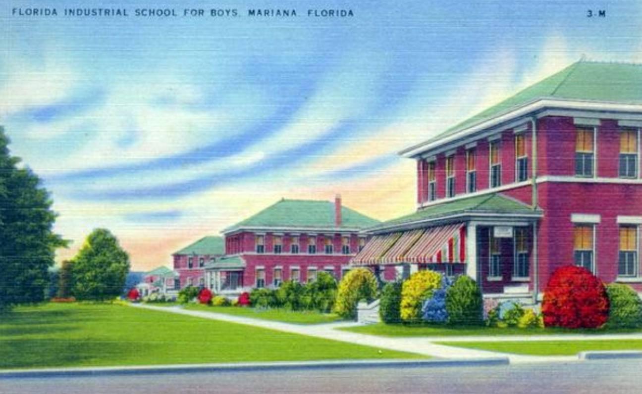 Twee tieners op een helse tuchtschool in Florida