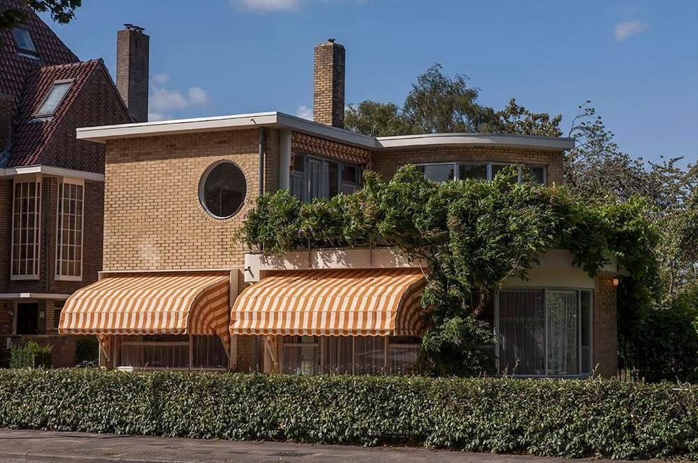Woonhuis architect Sybold van Ravesteyn wordt Museumhuis