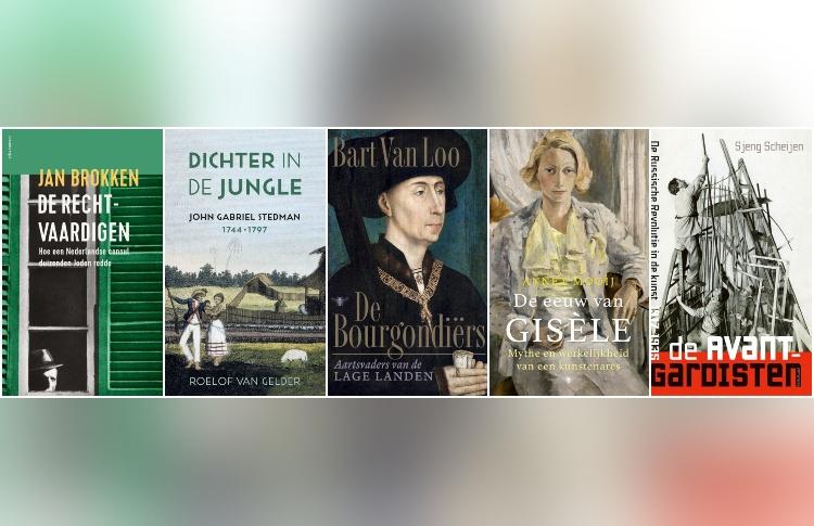 De vijf beste geschiedenisboeken van 2019