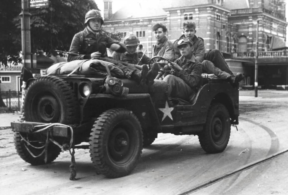 Operatie Market Garden vanuit Duits perspectief