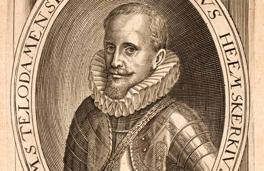 Jacob van Heemskerck (1567-1607) – Nederlands zeevaarder