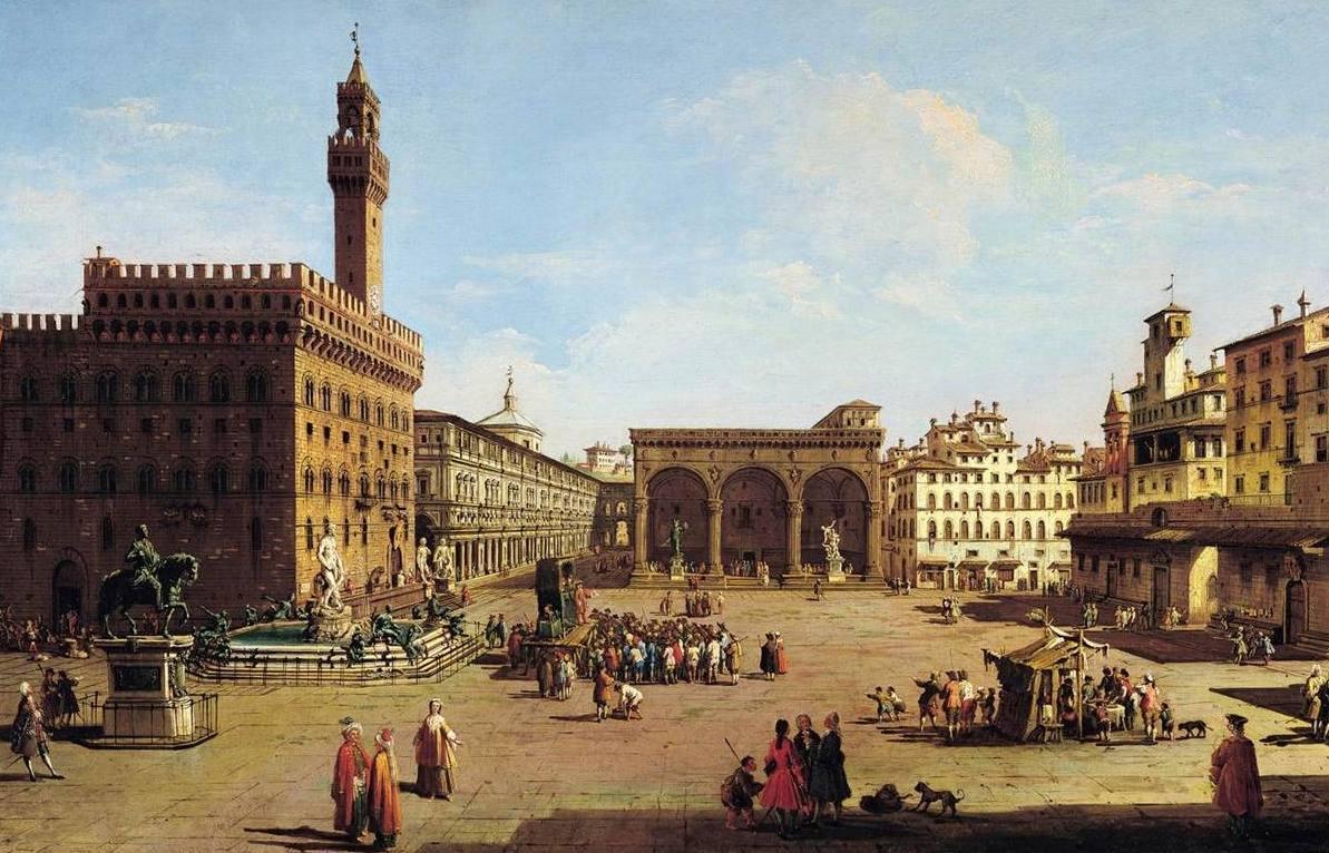Florence – Startpunt van de tweede bloeiperiode