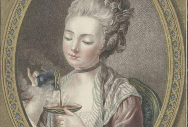 Punch, kandeel en clairet. Drankjes uit de 18e eeuw