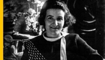 Mevrouw Breek - Detail van de boekcover