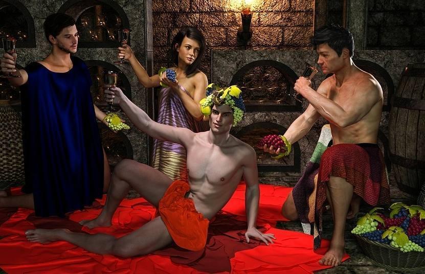 Aan Bacchus offeren – Betekenis van de uitdrukking
