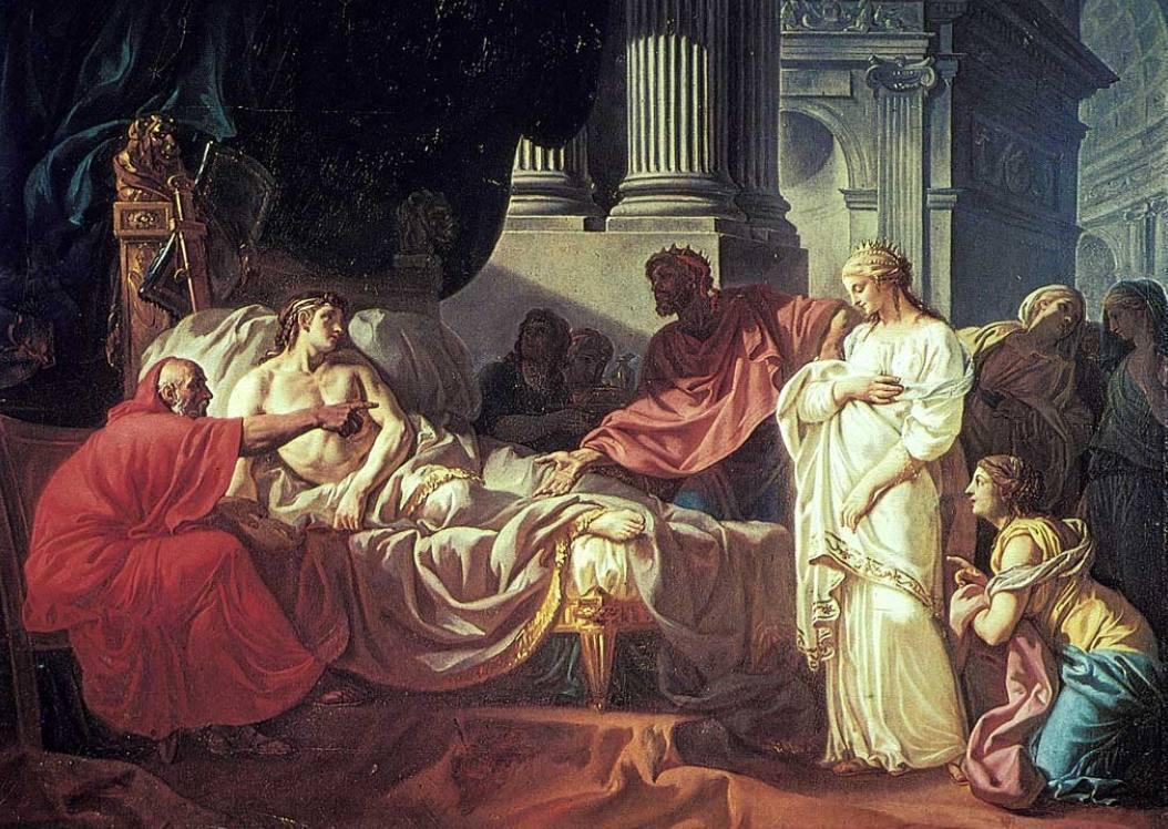 Herophilos van Chalcedon en Erasistratos van Alexandrië
