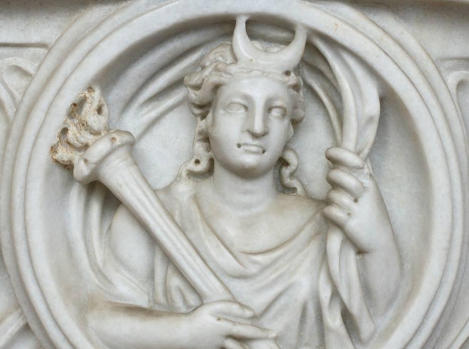 Selene – De Griekse godin van de maan