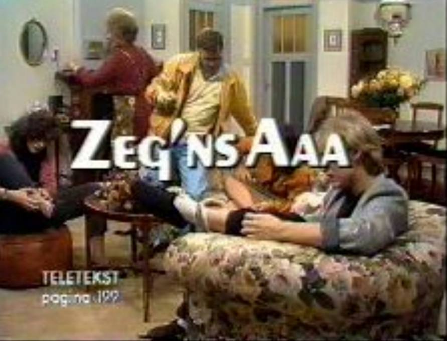 Collectie Zeg 'ns Aaa en Oppassen!!! naar Beeld en Geluid