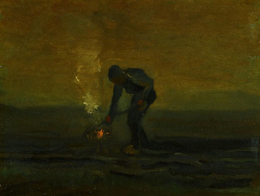 Nederlandse musea kopen Drents schilderij Vincent van Gogh