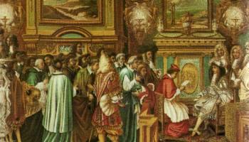 Hofcultuur - Aan het hof van Lodewijk XIV
