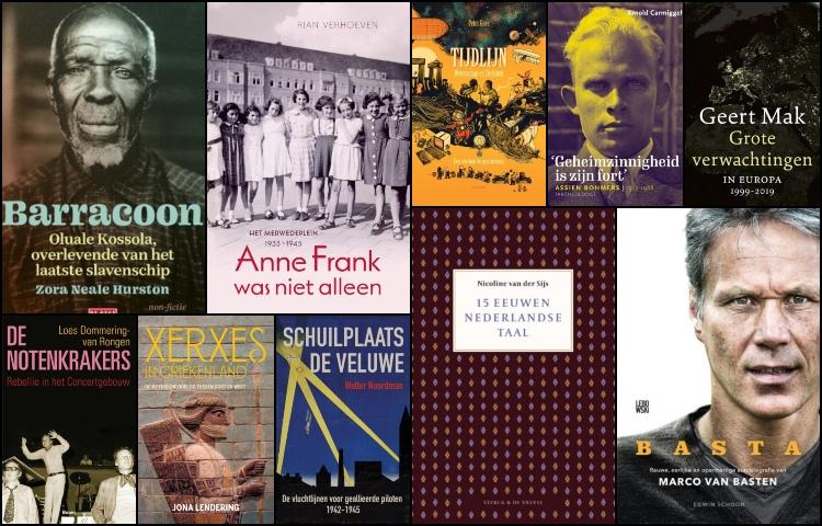 Nieuwe geschiedenisboeken (week 49) – 2019