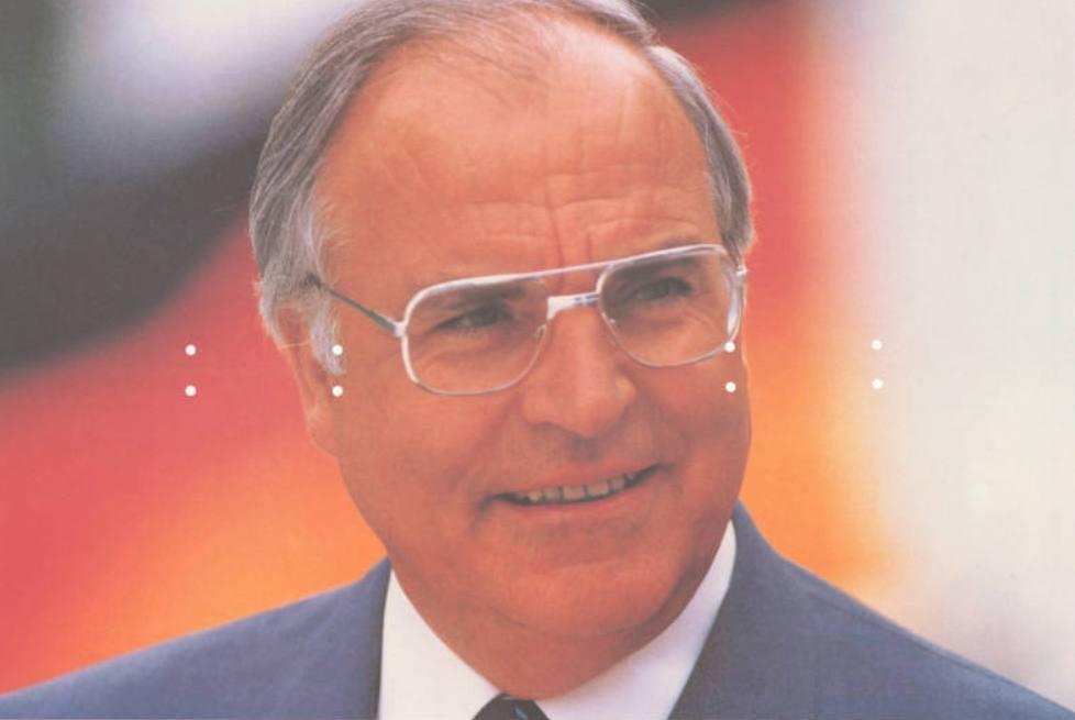 Helmut Kohl (1930-2017) – Duitse bondskanselier