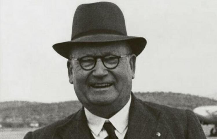 D.F. Malan. Profeet van de apartheid
