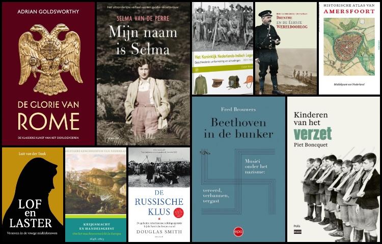 Nieuwe geschiedenisboeken (week 1/2) – 2020