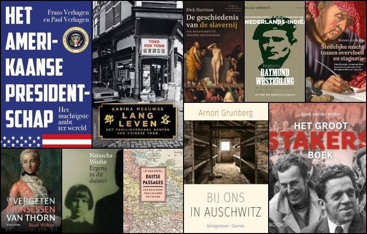 Nieuwe geschiedenisboeken (week 4) –  2020