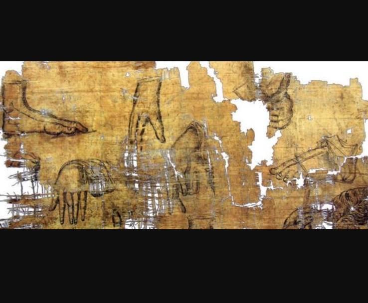 De Artemidorospapyrus