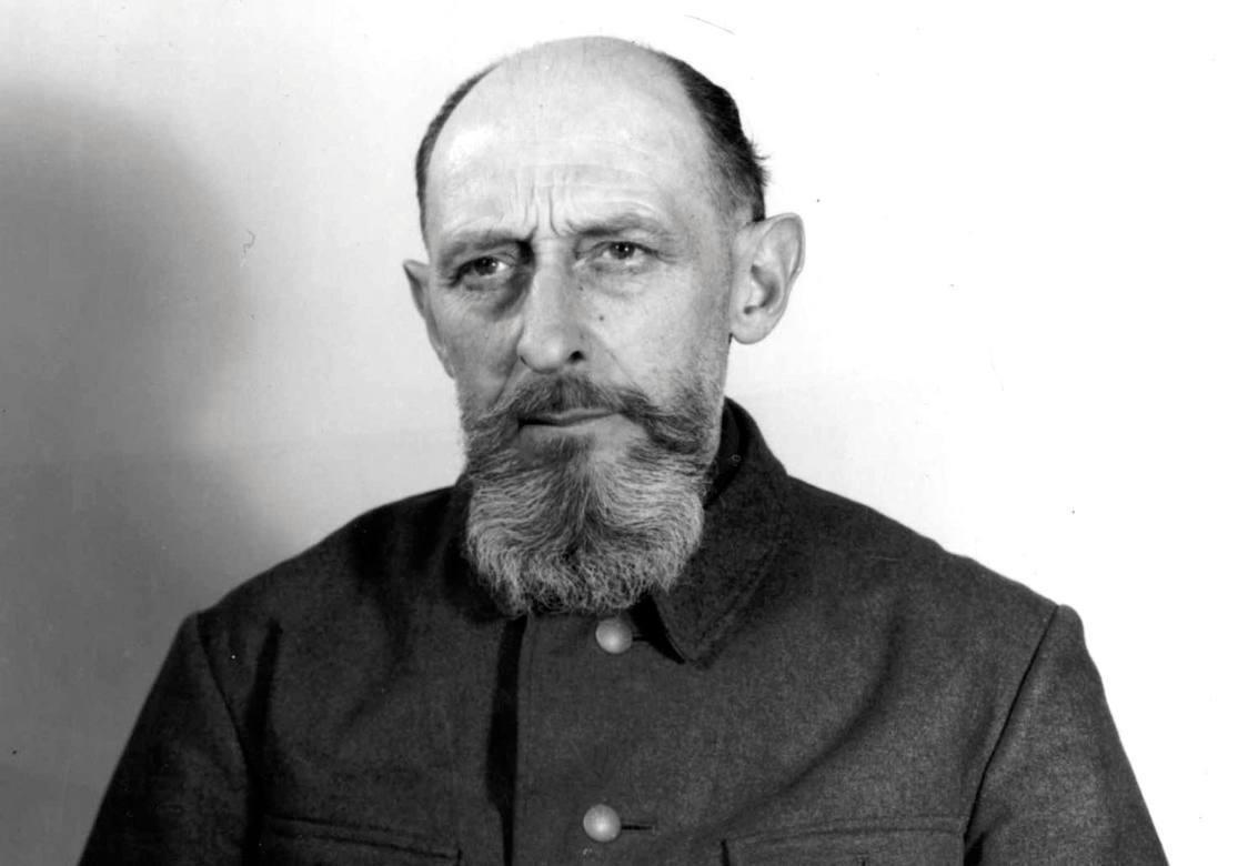 Paul Blobel (1894-1951) en de massa-executies op de Oekraïense Joden