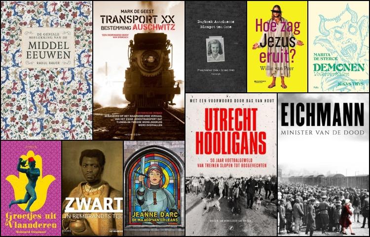 Nieuwe geschiedenisboeken (week 12) – 2020