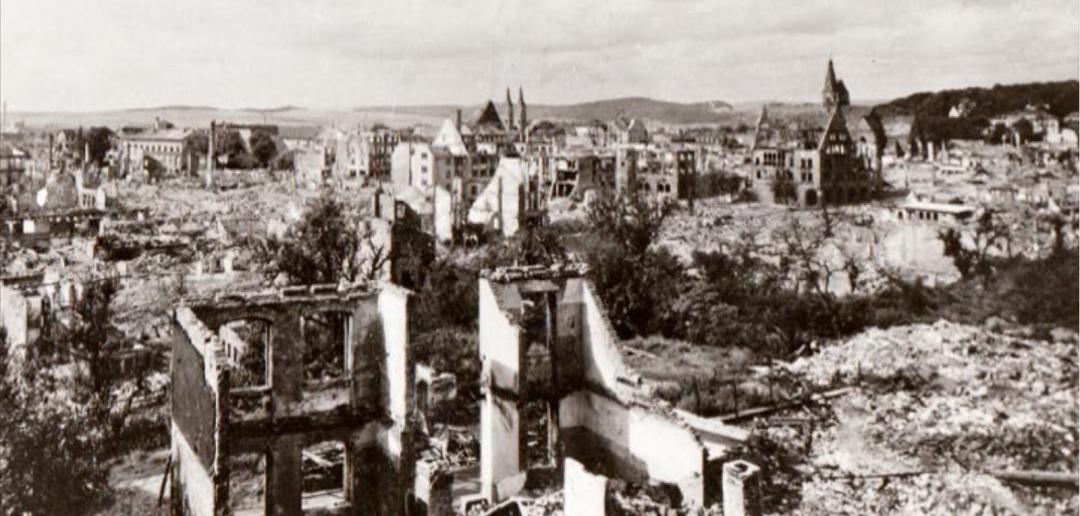 75 jaar geleden – Vergeldingsbommen op Nordhausen