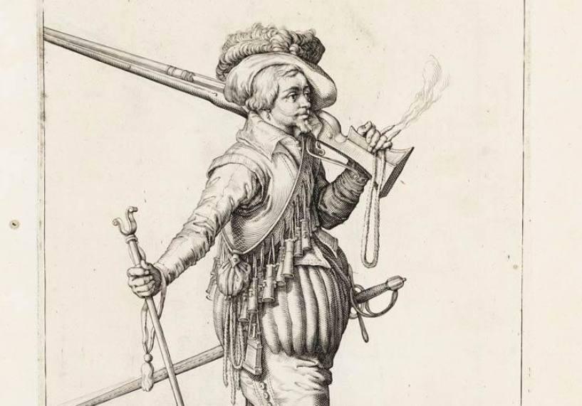 De Luikse wapenindustrie tijdens de Tachtigjarige Oorlog