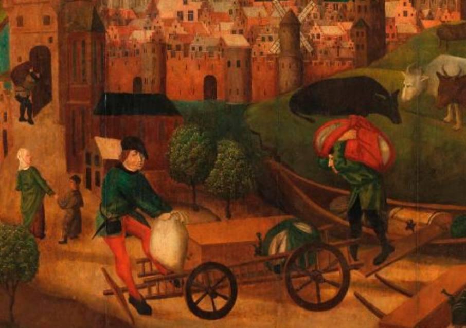 Middeleeuws Dordrecht