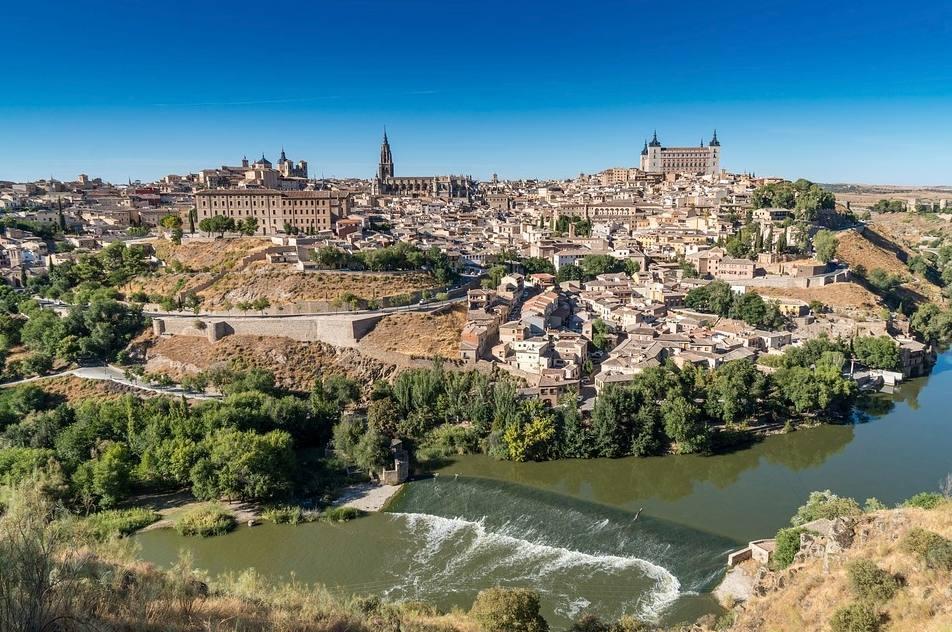 """Toledo – """"Stad van drie culturen"""""""