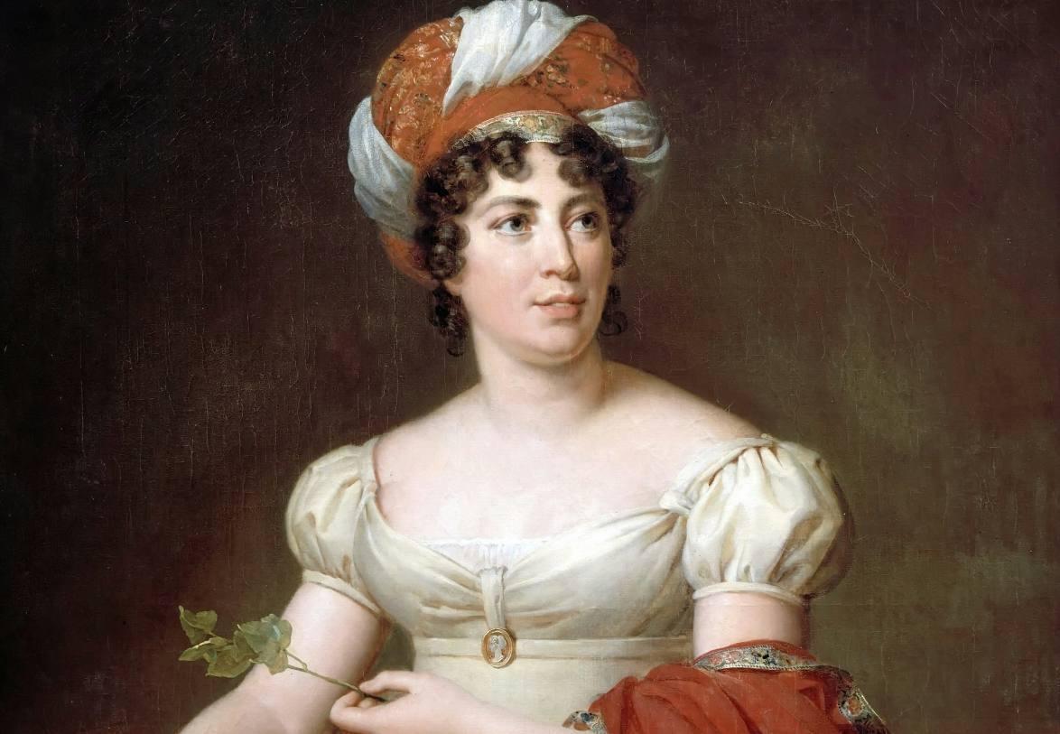 Madame de Staël (1766-1817) – Franse schrijfster