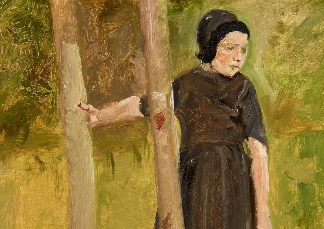 Drents Museum verwerft schilderij Max Liebermann