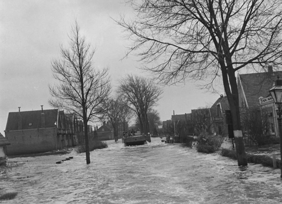 Inundatie – Betekenis en voorbeelden