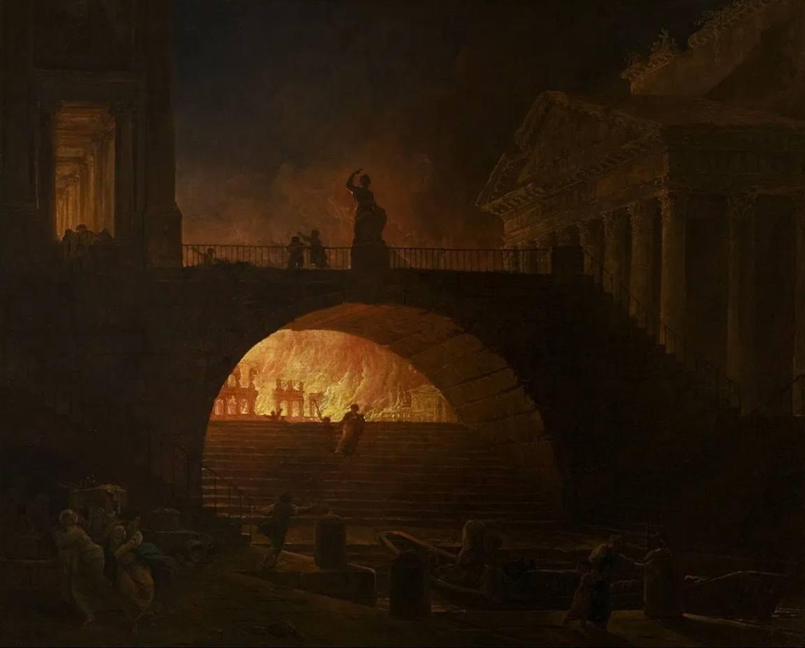 Grote brand van Rome (19 juli 64 n.Chr. )