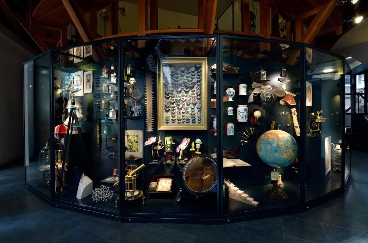 De kracht van de wetenschappelijke collectie van Museum Boerhaave