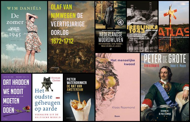 Nieuwe geschiedenisboeken (week 29/30) – 2020