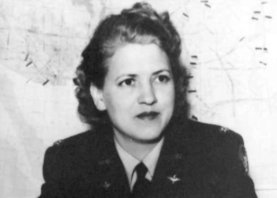 Jacqueline Cochran – Amerikaanse piloot