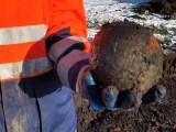 Gevechtssporen gevonden bij stinswier in Warns