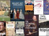 Nieuwe geschiedenisboeken (week 8) - 2021