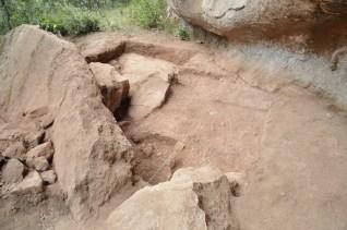 Superfície de l'excavació. Foto: equip de la excavació (IPHES)