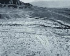 Robert Adams; Below Mt. Garfield, Mesa, County, Colorado; 1977