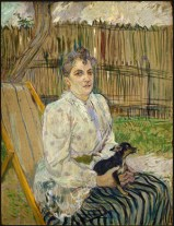 Lady with a Dog, 1891