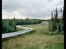 Edward Burtynsky; Oil Fields 28; 2001