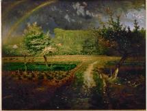 Jean-François Millet; Springtime; 1868-1873; oil on canvas; .86 x 1.11 m; Musée d'Orsay