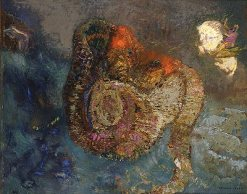 Odilon Redon Andromède 1907