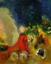 redon_red-sphinx 1912