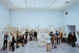 Thomas Struth; Pergamon Museum 4, Berlin; 2001; print on paper; 153.4 x 228.8 cm