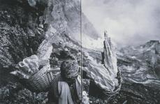 Sebastiao Salgado; Sulfur, Indonesia; 1991