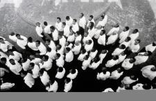 Shirin Neshat; Rapture, detail; 1999